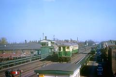 CTA 4000 Series (Chuck Zeiler) Tags: cta 4000 series railroad transit chz train