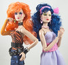 (LegionCub) Tags: jem holograms misfits stingers kimber stormer fashion doll integrity hasbro punk evil tough badgirls rock roll band ginger 1980s 80s