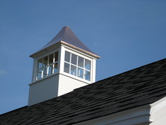 52 Carriage House cupola (chelmsfordpubliclibrary) Tags: cpl chelmsford chelmsfordpubliclibrary chelmsfordlibrary greenway