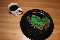 Do You Like GREEN EGGS &... (Windy City X-Pat) Tags: drseuss tributetodrseuss breakfast morning morningmeal kitchen indoor baconandeggs food