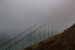 Golden Gate Bridge - Battery Spencer (Tony Webster) Tags: batteryspencer bayarea california goldengate goldengatebridge marinheadlands sanfrancisco fog millvalley unitedstates us