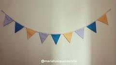 Bandeirolas (mfuxiqueira) Tags: bandeirolas bandeirinhas decoraçãomenino