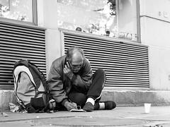 Daily business (danielsteuri) Tags: danielsteuri switzerland world streetphotography olympus omd em10 mft microfourthird 14mm 45mm blackwhite bw candid moments moment creativecommons explore scout bestcamera primelens portrait scene scenery strassenfotografie fotografie city snap photography street unposed crop streetmonkey flowingones