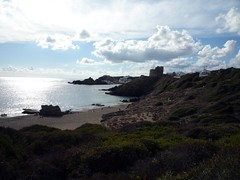 MENORCA. Sa Mesquida. 09-16.3 (joseluisgildela) Tags: menorca samesquida playas islasbaleares mediterrneo nubes