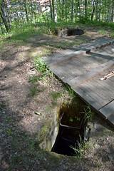 DSC_0673 (porkkalanparenteesi) Tags: porkkalanparenteesi hyltty bunkkeri abandoned soviet bunker kirkkonummi