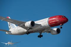Norwegian - LN-LNA - B787-8 Dreamliner (Aviation & Maritime) Tags: lnlna norwegianairshuttle norshuttle norwegian boeing b787 b7878 b787dreamliner boeing787 boeing7878 boeing7878dreamliner dreamliner osl engm osloairportgardermoen oslolufthavngardermoen osloairport gardermoen norway