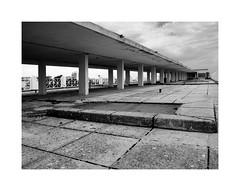 Toward the sky (Franco & Lia) Tags: architettura architecture biancoenero noiretblanc blackandwhite tempiopausania sardegna sardinia
