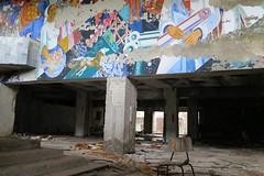 Worker's paradise (langkawi) Tags: abandoned architecture decay socialism sovietunion chernobyl kulturpalast tschernobyl evacuated pripyat pripjat energetik