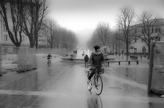 domenica in bici... e non piove più