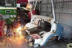 012 Cuttin (Calum Melrose) Tags: sol scotland edinburgh brian scottish renault melrose dodge restoration alexander eastern graham smt calum minibus asf cochrane s56 d428