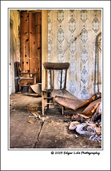 Bodie chairs (Edgar Libe Photography) Tags: park ca town interiors state ghost calif bodie ghostown californis