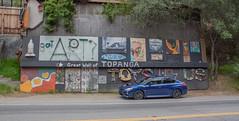 Great Wall of TOPANGA (TheFrosty) Tags: california unitedstates subaru topanga wrx topangacanyon greatwalloftopanga frostywrx
