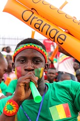 Mali fan (IndieJII) Tags: africa can calcio afrique equatorialguinea footballfans tifosi   footballsupporters vuvuzela guineequatoriale tifosidicalcio afcon footballpassion can2015 afcon2015