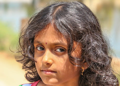 Ugadi collection (pamarthi_lokesh) Tags: india girl canon eos explore stm hyderabad potrait flicker