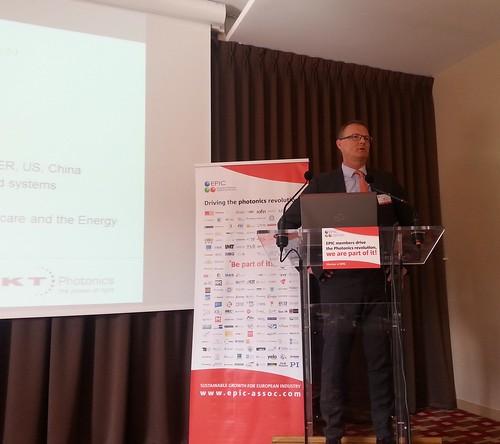 EPIC AGM 2015 Keynote speaker Jakob Skov