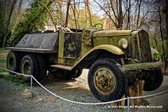 Studebaker US6 (Armin Hage) Tags: iran wwii tehran saadabad  militarymuseum g630 studebakerus6 arminhage militarymuseumofiran