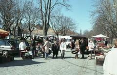 Farmers Market in Szentendre (szabolcsagai) Tags: film analog hungary 200asa olympus zuiko f4 om2 szentendre c41 3570 tetenal homedevelopment manualdevelopment tudorcolor