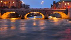 Bridges (Jens Haggren) Tags: bridge water flow sweden stockholm olympus explore omd em10 olympusmzuikodigital25mmf18