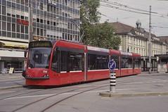 SVB (Bern) Be4/6 tram 756 (jc_snapper) Tags: siemens tram bern streetcar berne strassenbahn tramvaj combino be46 svbbern