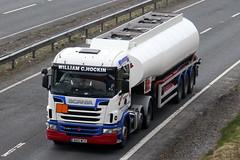 DH12WCH - W.C.Hockin (TT TRUCK PHOTOS) Tags: tt tanker scania bourton a303 hockin