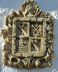 Escudos herldicos Ronda Mlaga 09 (Rafael Gomez - http://micamara.es) Tags: ronda mlaga escudos heraldicos