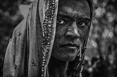 sHE (ayashok photography) Tags: portrait india look asian eyes nikon asia indian transgender desi trans turmeric gender bharat bharath desh barat barath aravani 2013 aravan nikkor24120mm kuvagam ayashok nikond300 thirunangai kuthandavarfestival aya5031bw