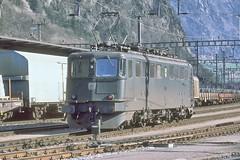 SBB Ae6/6 11433 (John Lovda) Tags: sbb cff ffs ae ae66 re re66 swiss suisse schweiz lok locomotive lokomotive bls erstfeld zurich lausanne brig depot gotthard wassen bellinzona fo mgb rhb brunig cantonlok stadtelok