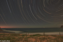 I go to loud places (mark silva) Tags: night nocturnal sydney australia nsw startrails nocturnes avalonbeach