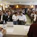 Javier Fernández propone crear un gran cluster del metal que sirva de motor de desarrollo de la industria asturiana