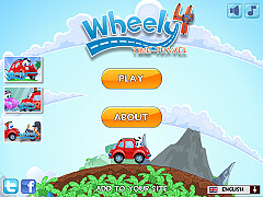 汽車威利4(Wheely 4: Time Travel)