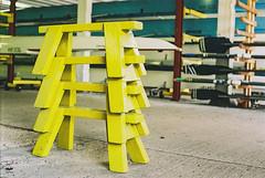 Bedford Rowing Club (Jon Narbett) Tags: england colour film sport 35mm bedford fuji minolta rowing fujisuperia