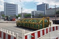 Baustelle Bahnhofsplatz 55 (Susanne Schweers) Tags: max baustelle architektur bremen gebude architekt citygate hochhuser bahnhofsplatz dudler bebauung