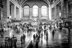 a place....a space....we are all but simple things (stocks photography.) Tags: michaelmarsh photographer newyork grandcentralterminal station manhattan america photography