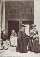 "Jean Laurent, ""La porte deune glse. (daprs nature)"" (copia positiva, 1878-1881) (Museo del Romanticismo) Tags: jean museo historia laurent xix fotografa siglo romanticismo"