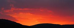 zachód-słońca Sonnenuntergang sunset (arjuna_zbycho) Tags: sunset sky clouds sonnenuntergang himmel sunsets sunrises zachódsłońca