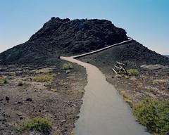 (lucas.deshazer) Tags: landscape idaho 4x5 chamonix largeformat cratersofthemoon kodakportra400