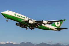 B-16402, EVA Airways, 1992-built 744, PANC/ANC, July 2016 (a2md88) Tags: 74745ebdsf 747 747400 b747 b744 b744f b747400f aviation airplane eva evaairways anchorage anc panc cargo freighter departure tedstevensanchorageinternationalairport evergreen b16402