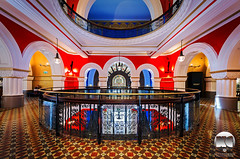 Sydney | Queen Victoria Building Atrium (kenneth chin) Tags: city building yahoo google nikon sydney australia nsw nikkor atrium qvb d810 1424f28g