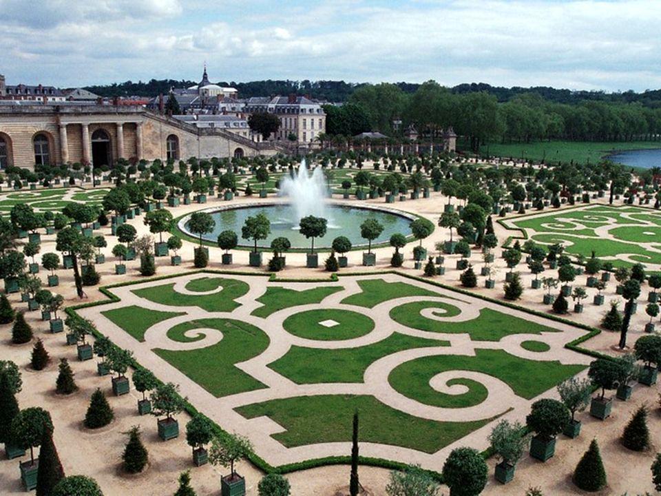 Versailles, Paris