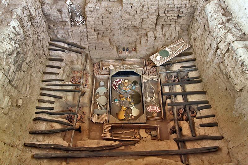 Chiclayo tomb