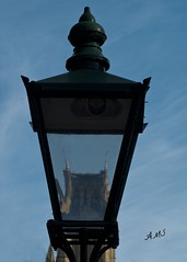 Lincoln Catherdral Lamp (A>M>S) Tags: ams lincoln pentax cathedral lincolncathedral lamp
