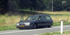 Citron CX TGD Turbo Break 1990 (XBXG) Tags: auto old france holland classic netherlands car station vintage wagon french automobile break estate nederland citron cx voiture turbo frankrijk paysbas a7 1990 ancienne tgd franaise stationcar citroncx stationwagen middenmeer 39sbls