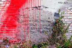 Roma. Ex Mira Lanza. 'Range ta chambre' Seth solo show for 999 Contemporary. 'Finis coronat opus' painting. Postes... messaggi in latino (R come Rit@) Tags: italia italy roma rome ritarestifo photography streetphotography streetart arte art arteurbana streetartphotography urbanart urban wall walls wallart graffiti graff graffitiart muro muri streetartroma streetartrome romestreetart romastreetart graffitiroma graffitirome romegraffiti romeurbanart urbanartroma streetartitaly italystreetart contemporaryart artecontemporanea exmiralanza miralanza formerfactory fabbrica industrialacheologysite industrialarcheology archeologiaindustriale civildisobbendience civildisobbendienceartintervention artintervention rangetachambre cleanupyourroom soloshow seth seththeglobalpainter 999contemporary marconi painting finiscoronatopus postes message messaggi latino latin latinmessage