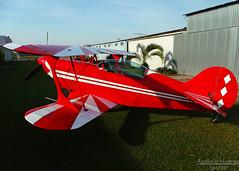 Pitts S-2B (Antnio A. Huergo de Carvalho) Tags: pitts pittss2 pittss2b s2 s2b red vermelho branco white aerobatic aerobatics acrobaciaarea acrobtico