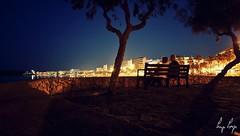 Mallorca 2016 - Cala Millor (ellequadro85) Tags: calamillor mallorca night samsunggalaxynote5
