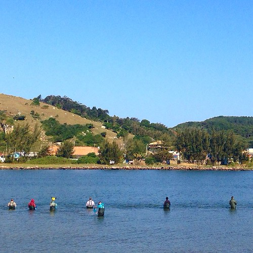 Fishermans at Laguna