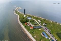 Srve poolsaar (BlizzardFoto) Tags: srve srvesr sre majakas lighthouse srvemajakas poolsaar peninsula sea meri water vesi aerofoto aerialphotography