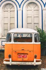 VW Kombi - Morretes - Paran - Brasil (TLMELO) Tags: brasil brazil paran frutas abacaxi berinjela fruits bananas morretes barreado pineapple eggplant car volkswagen kombi perua