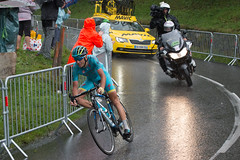 Nibali (Nick and Claire) Tags: tdfcycling vincenzonibali morzine tourdefrance astana cycling