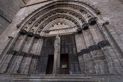 Portal (MrBlackSun) Tags: abbey abbaye abbatiale saintrobert chaisedieu clement clementvi france auvergne hauteloire nikon d810 nikond810